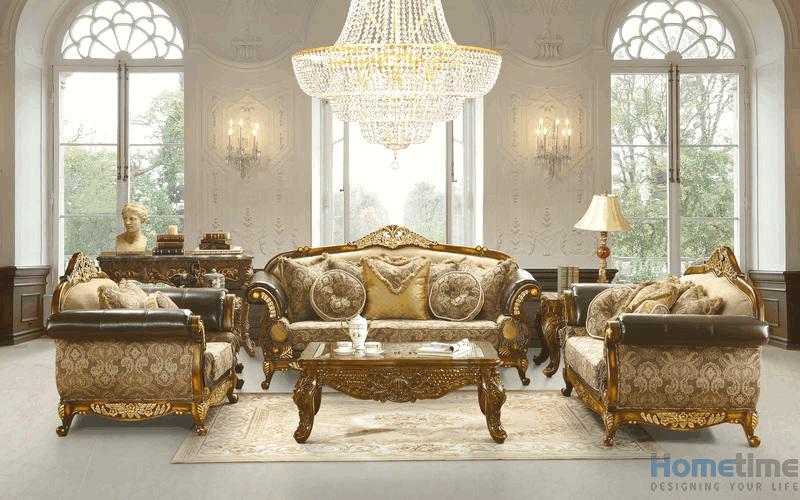 Thiết kế nội thất phòng khách đẹp, sang trọng tại Hải Phòng