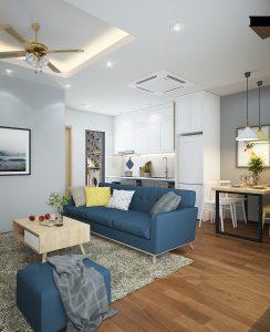 Thiết kế nhà chung cư tại Hải Phòng