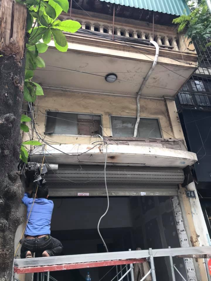sửa chữa nhà cũ Hải Phòng