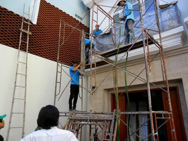 Dịch vụ sửa chữa và cải tạo nhà cũ thành mới