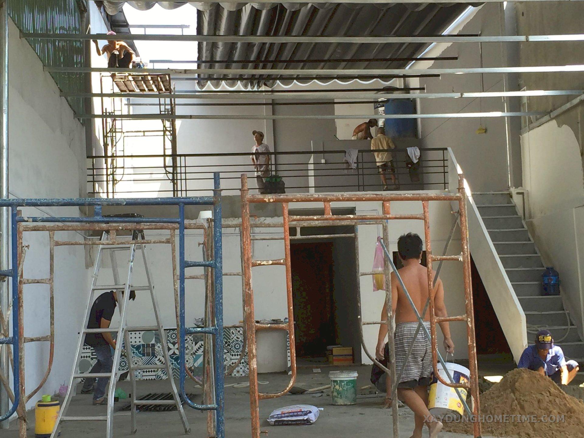 Sửa nhà cấp 4 Hải Phòng