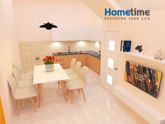 Tổng quan thiết kế nội thất phòng bếp