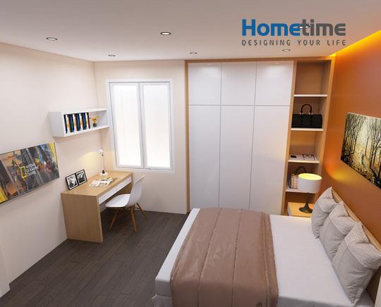 Phòng ngủ master của bố mẹ