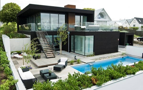 Biệt thự nhà vườn hiện đại sang trọng
