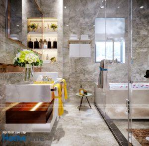 Thi công xây dựng nhà vệ sinh hiện đại tại Hải Phòng