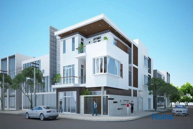 Tư vấn thiết kế nhà phố đem lại nhiều lợi thế cho khách hàng