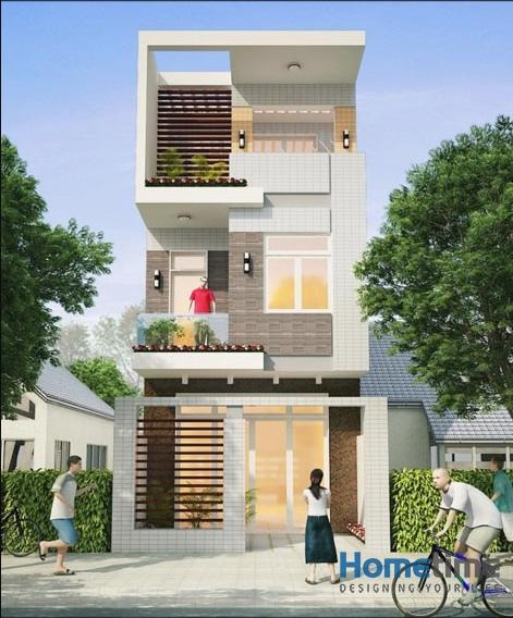Tư vấn chi tiết rõ ràng các hạng mục trong thiết kế nhà phố