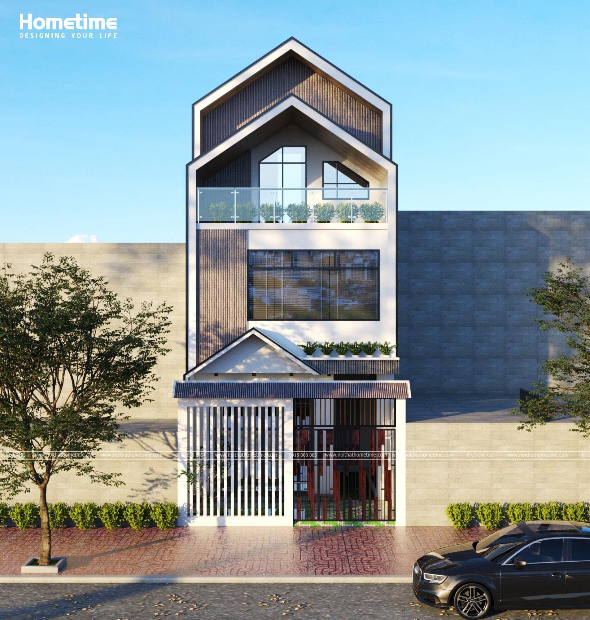 xây nhà trọn gói nhà a lợi Hải Phòng