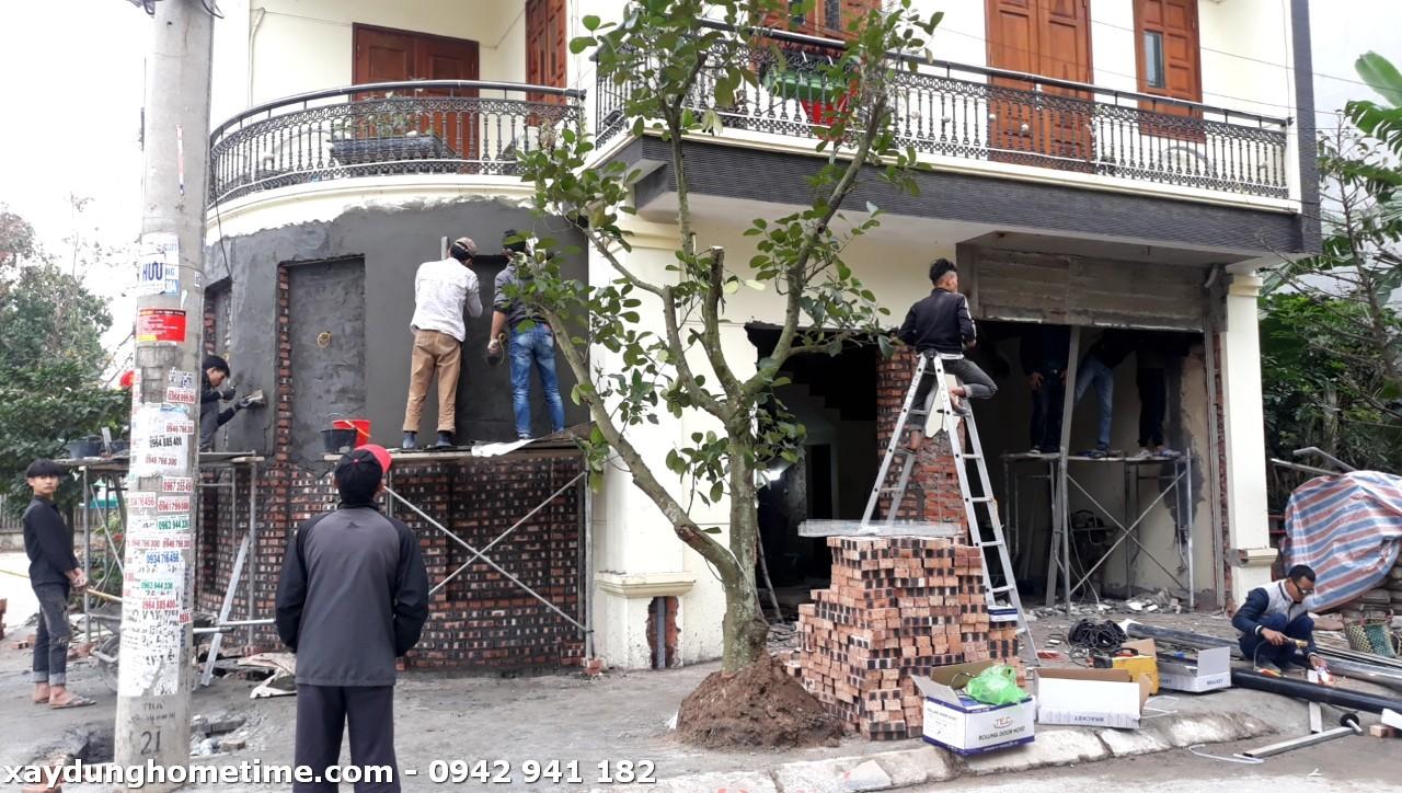 Đội ngũ xây dựng uy tín tại xây dựng Hometime