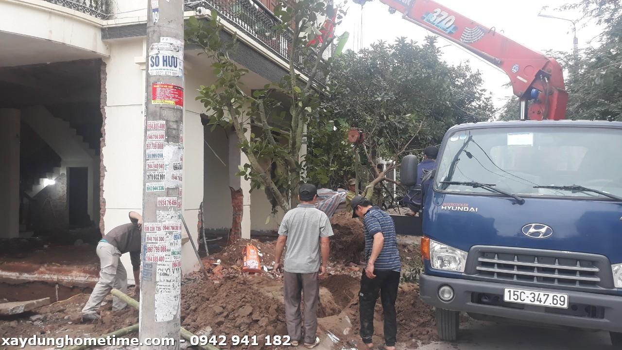 Sửa chữa nền móng để ngôi nhà có sự chắc chắn lâu dài